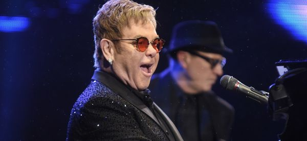 Sir Elton John Thanks 'Excellent' Medical Team After Contracting 'Potentially Deadly' Infection