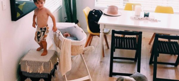 Mum Who Doesn't Baby-Proof Home Tells Parents Kids Can Learn Boundaries Without Baby Gates