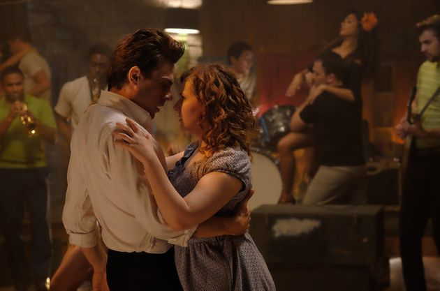 Dirty Dancing Reboot Trailer First Look At Abigail