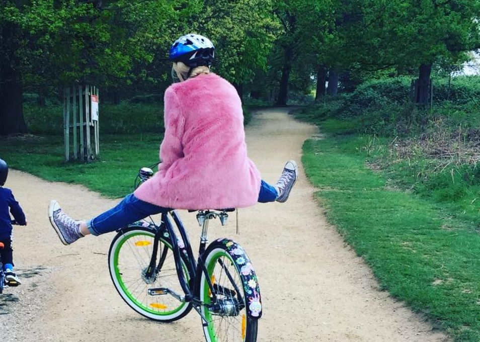 Fearne Cotton Had An 'Embarrassing Mum' Moment And We Love Her For