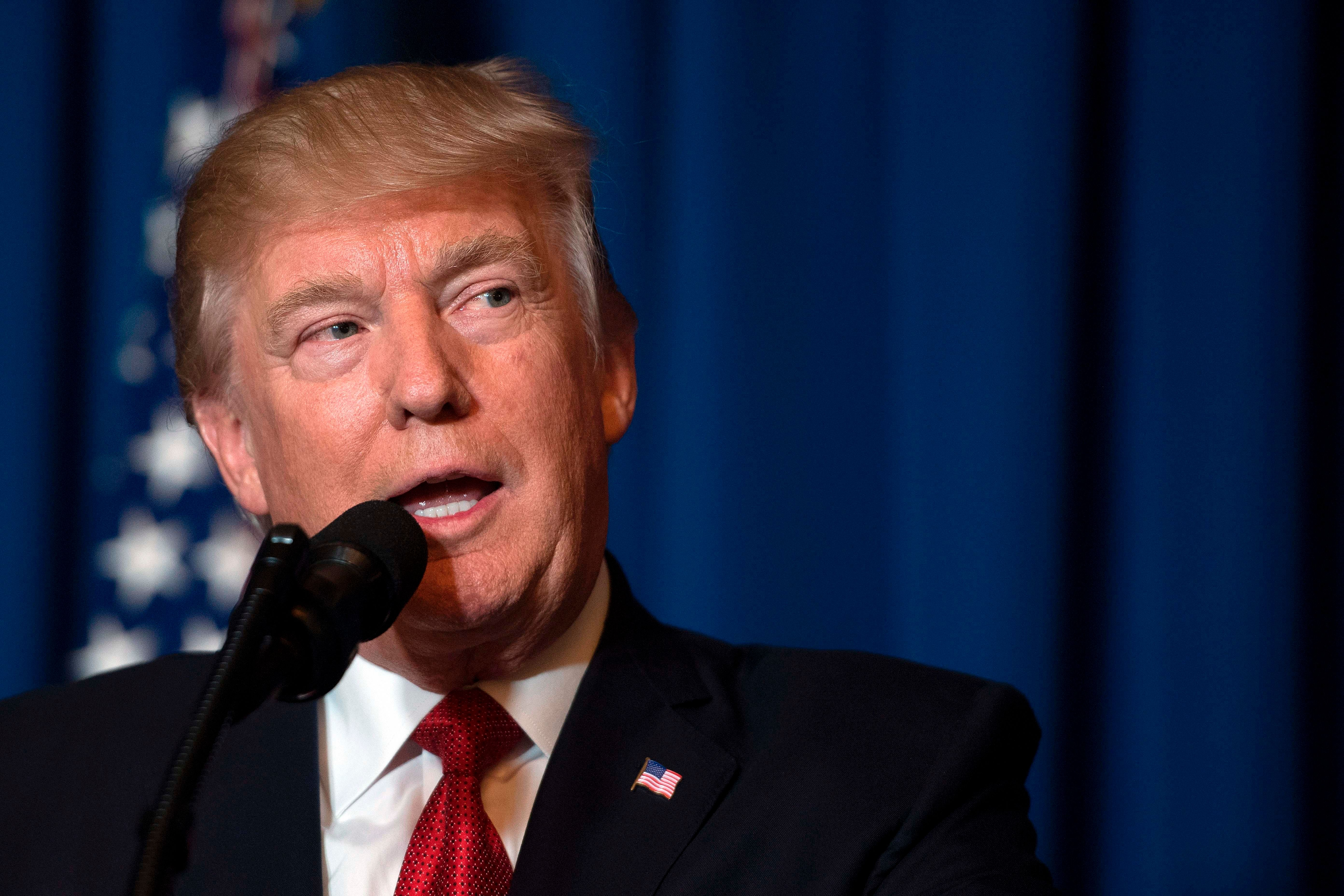 US Embassy In London Forced To Remove Post 'Promoting Donald Trump's Private