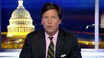 Tucker Carlson screenshot