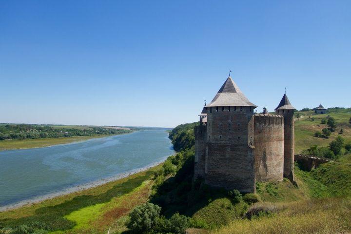 <p><em>Khotyn Fortress, Ukraine.</em></p>