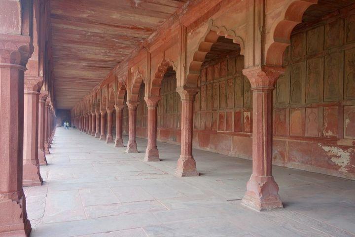 <p><em>Agra, India.</em></p>
