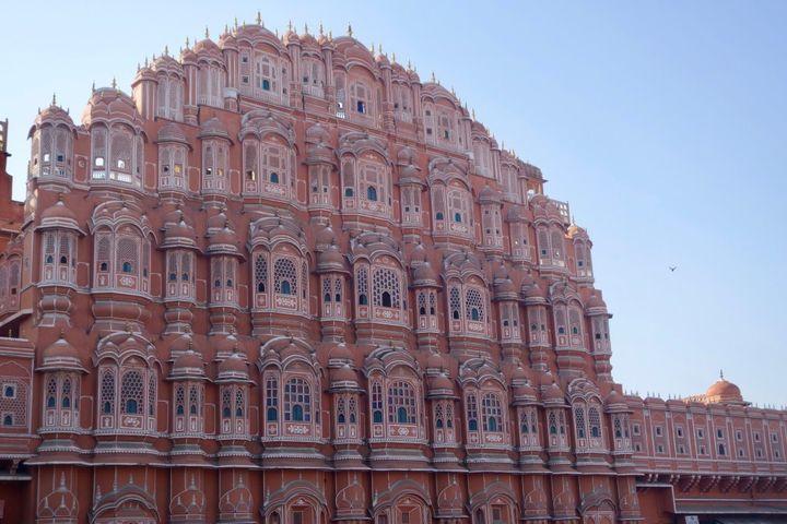 <p><em>Jaipur, India.</em></p>