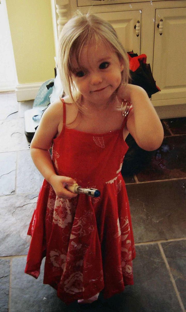 Madeleine was nearly four when she went missing. She would now be a teenager