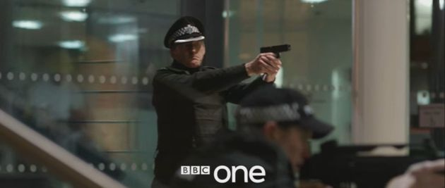 There's set to be a shoot-out in the 'Line Of Duty'