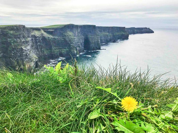 <p>Cliffs of Moher</p>