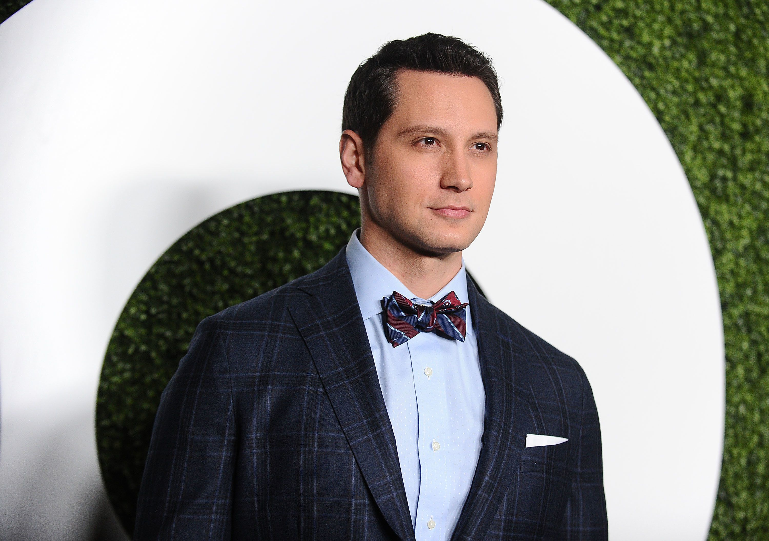 McGorry at the GQ Men of the Year party on December 6,