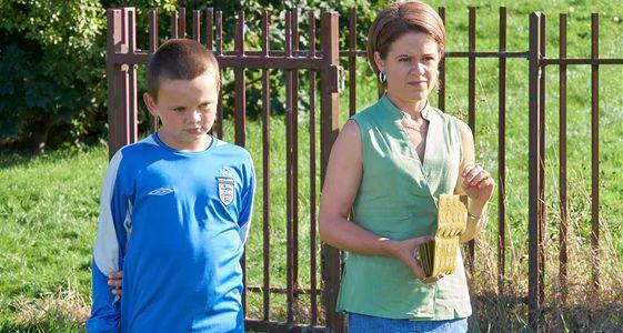 Sinead Keenan plays Melanie Jones in the drama 'Little Boy