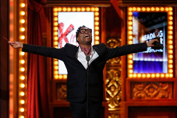 "Billy Porter nabbed a Tony Award in 2013 for his role in ""Kinky Boots."""