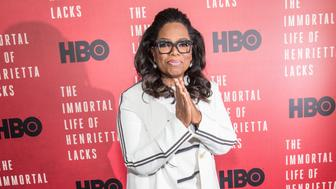 NEW YORK, NY - APRIL 18:  Executive Producer and Actress Oprah Winfrey attends 'The Immortal Life Of Henrietta Lacks' New York Premiere at SVA Theater on April 18, 2017 in New York City.  (Photo by Mark Sagliocco/FilmMagic)