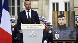 Partner Of Paris Police Officer Murdered By Jihadist Delivers Moving