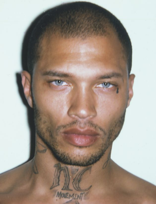 Hot Mugshot Guy: Photos Released From Jeremy Meeks' First Photohoot With Man About