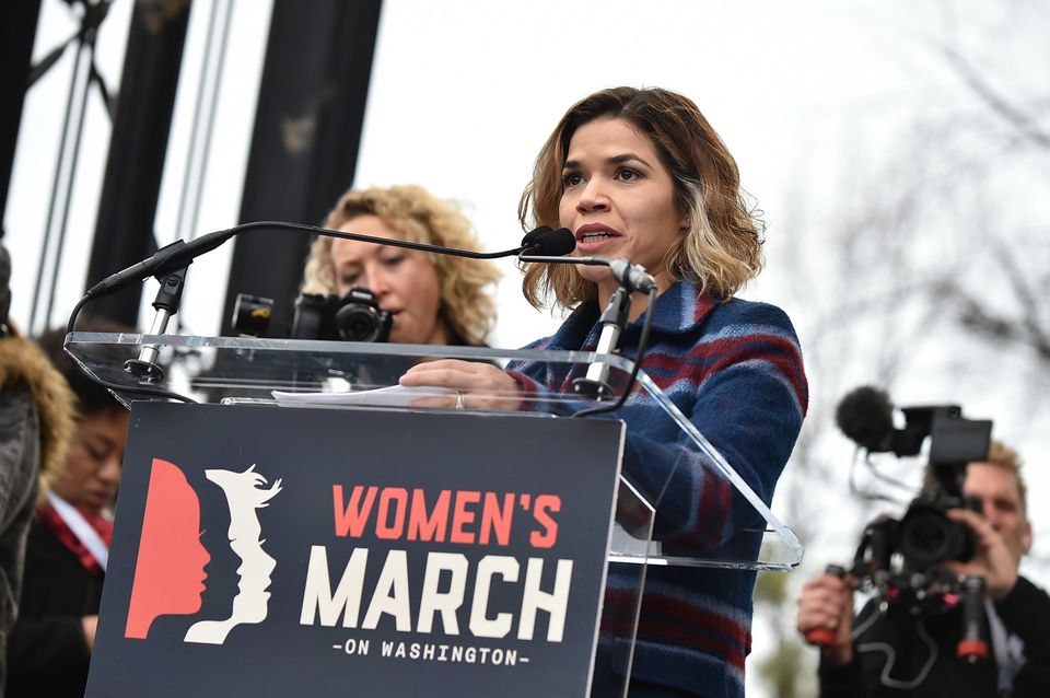 The day after President Donald Trump's inauguration, women across the country and world marched for women's rights and other