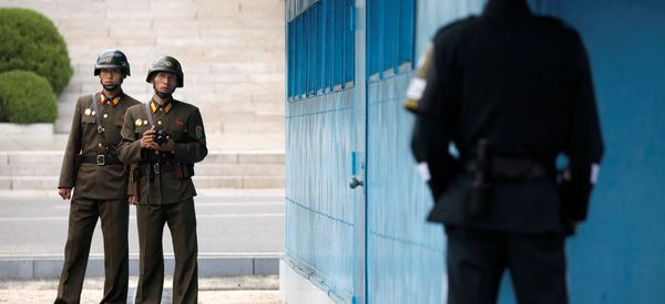 Stuck In The Middle, South Korea Has Few Options For Securing Peace With Its Northern Neighbor
