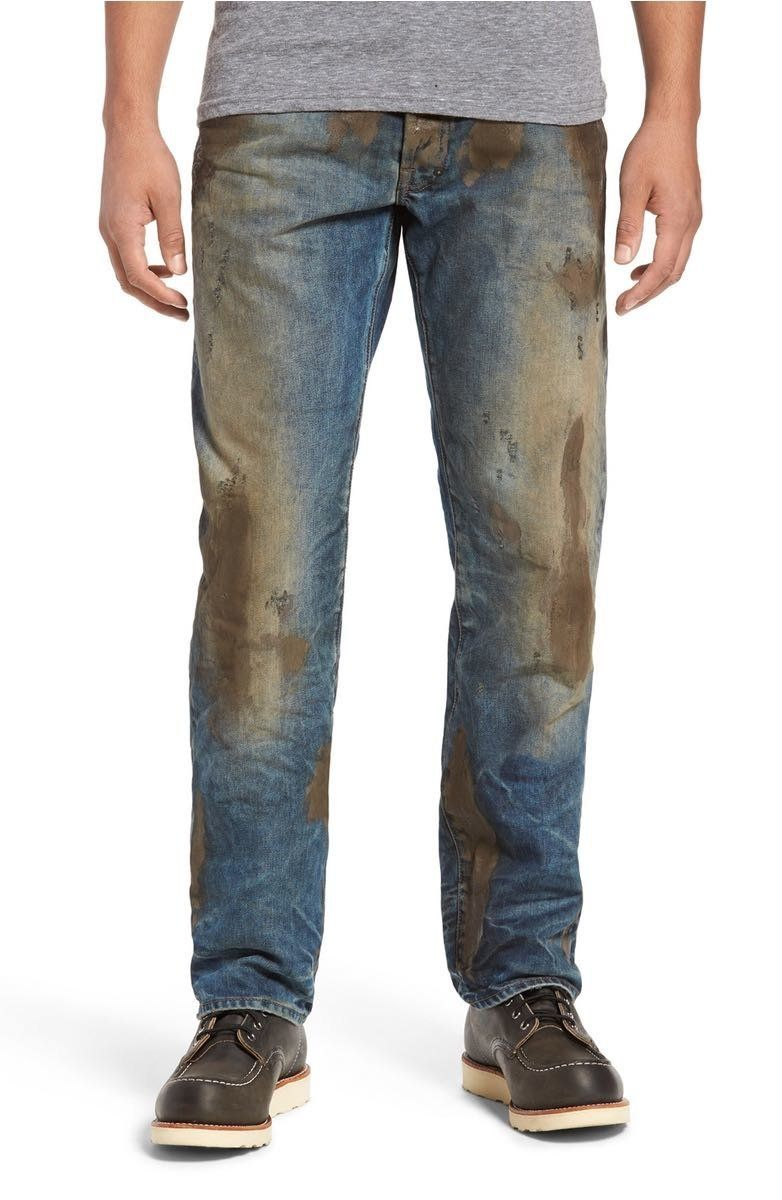For free, you can just roll around in a pair of jeans you currently own.
