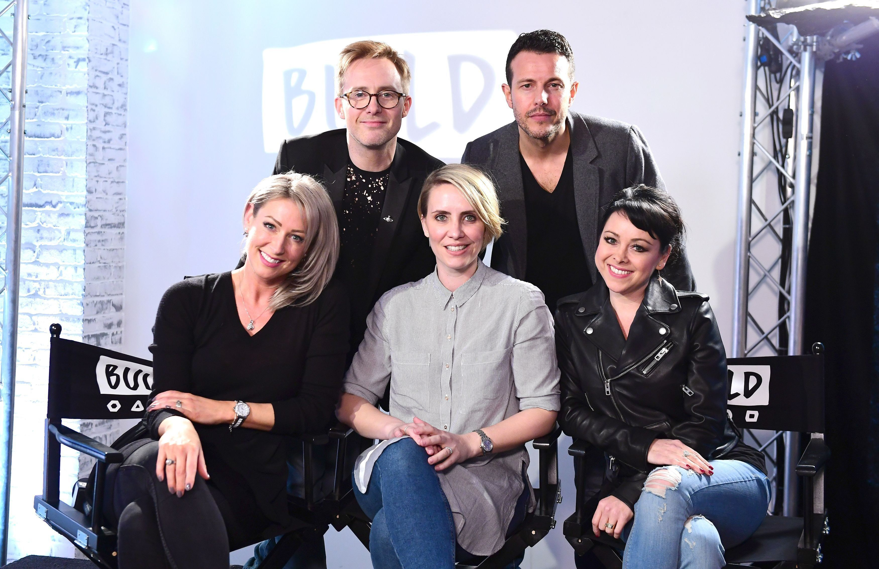Steps Speak Out On Ed Sheeran Album Chart Battle As Race For Number One Heats