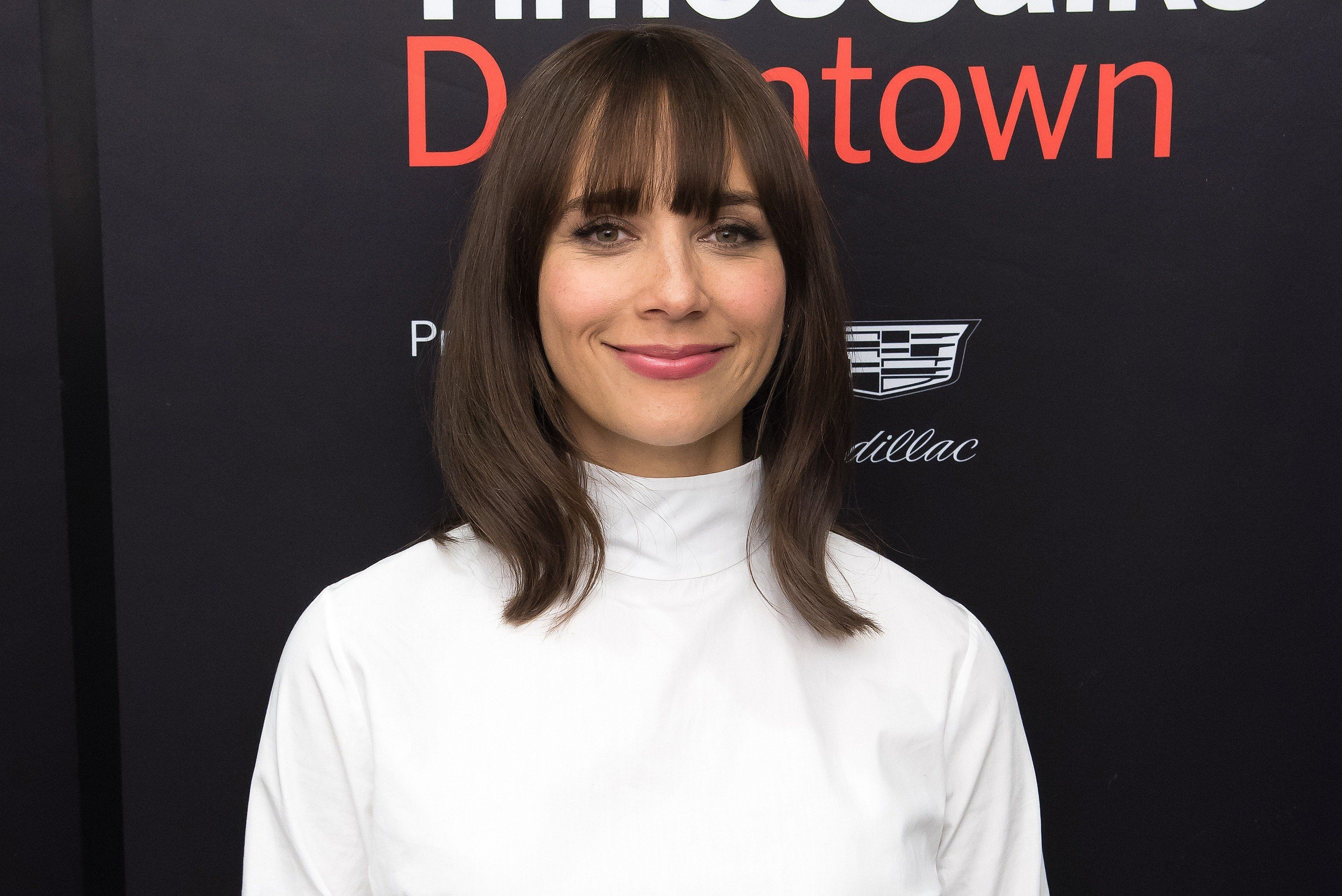 Jones attends the TimesTalks presents Rashida Jones in conversation with Jenna Wortham on April 19, 2017.