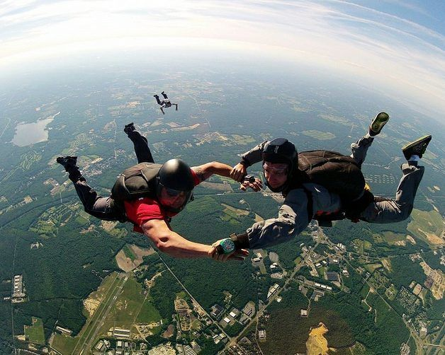 High Times: The Five Best Places to Go Skydiving Near NYC | HuffPost