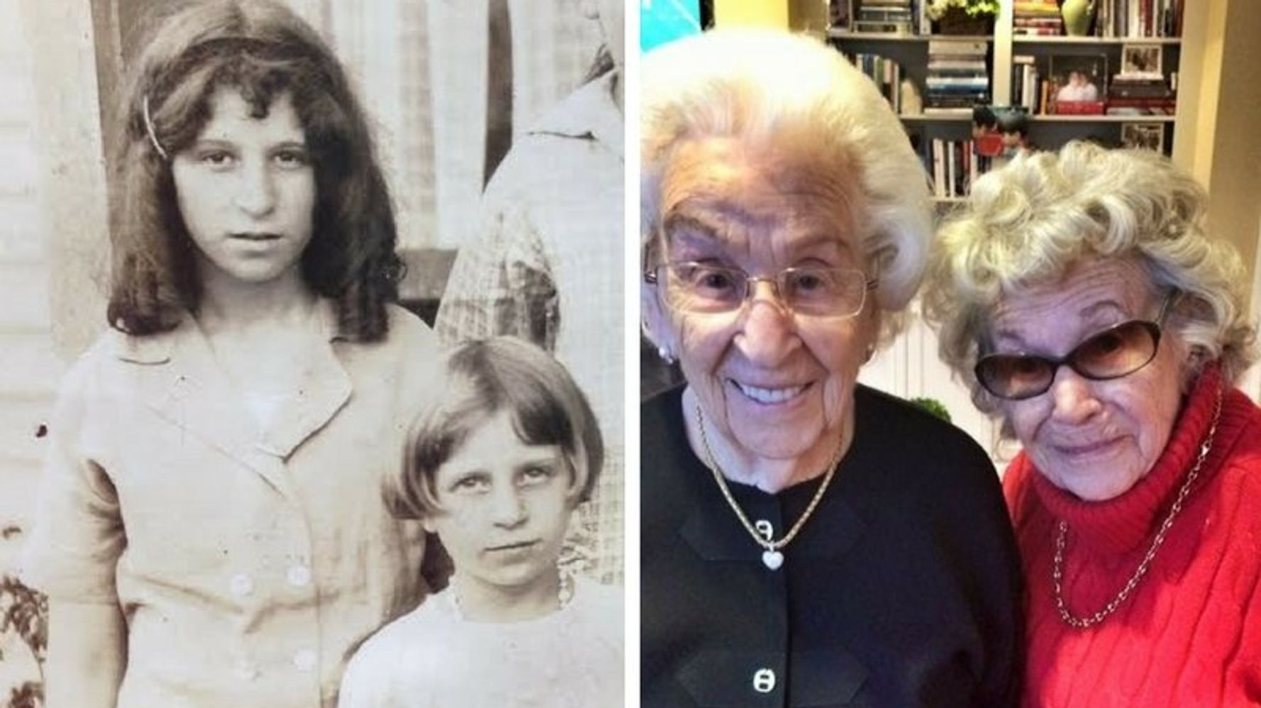These 103- And 98-Year-Old Sisters Prove Sibling Rivalries Never End