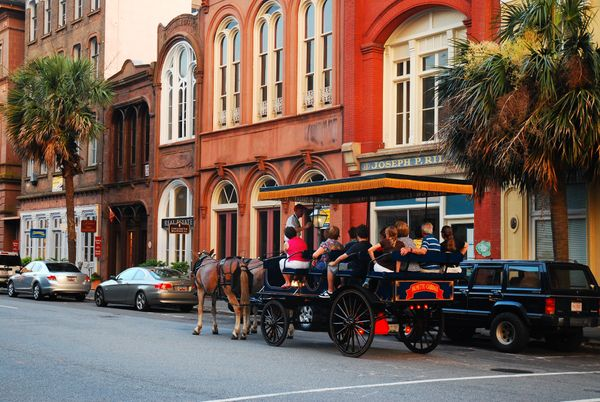 Charleston is one of the South's most popular cities for good reason: Its epic food scene, charming landscape and r