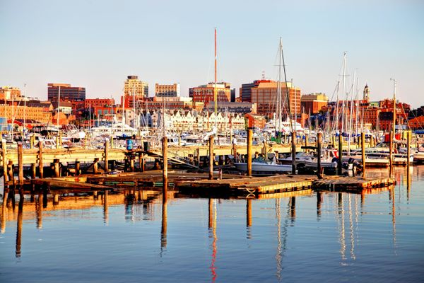 Portland is one of New England's crown jewels, a stunning coastal town known for its outstanding food, maritime beauty and fu