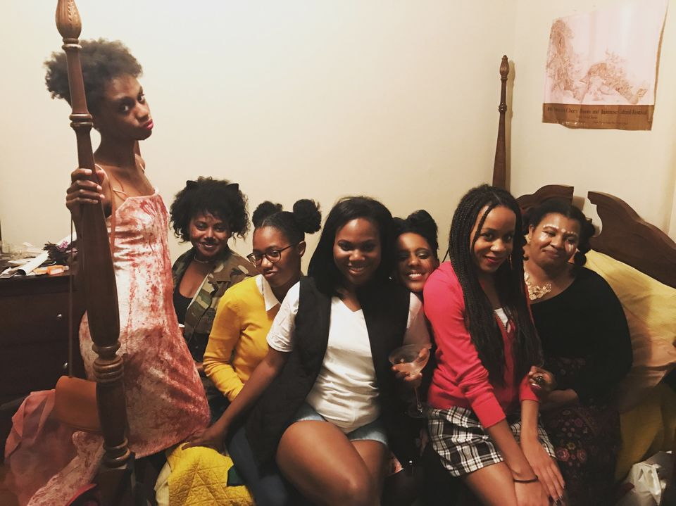 The Unfriendly Black Aunties reach a milestone in their