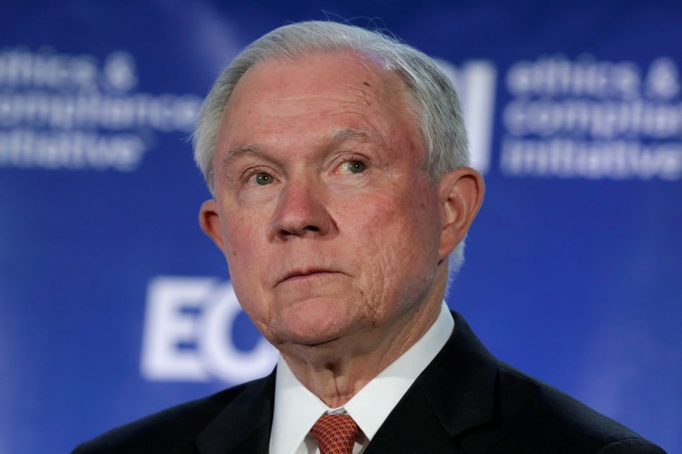 Attorney General Jeff Sessions has ordered U.S. attorneys across the country to consider prosecuting undocumented immigrants