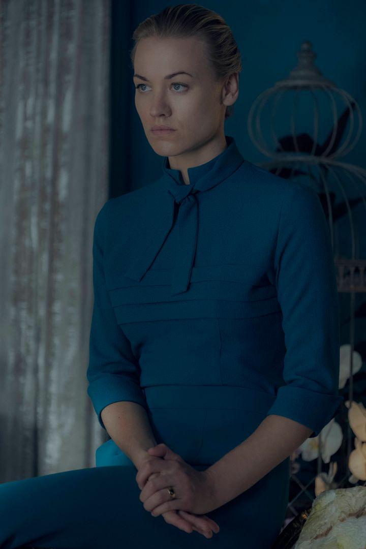 Yvonne Strahovski as Serena Waterford.
