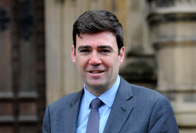 Andy Burnham is qutting his Leigh seat for the Manchester Metro