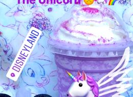 The Pink Pegasus Is Disneyland's Spin On The Unicorn Frappuccino