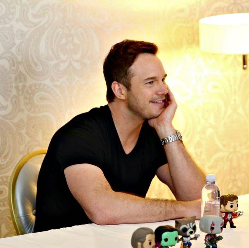 Chris Pratt talks about balancing work and family