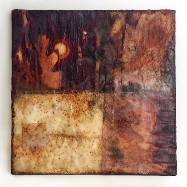 """Rust in Piece"""