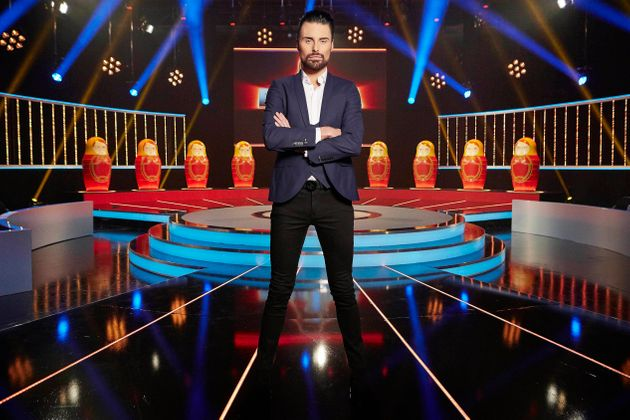 Rylan is fronting a new ITV game show called