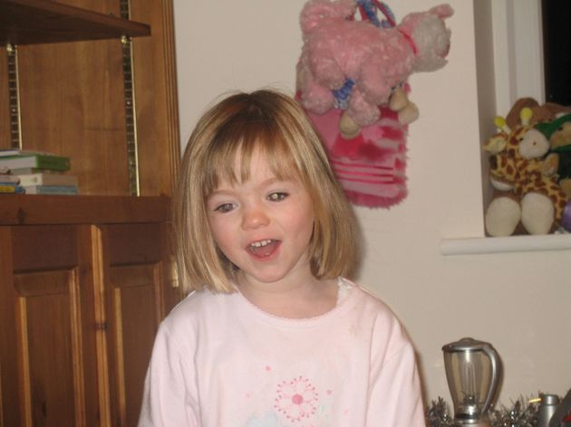 Madeleine McCann has been missing for nearly ten