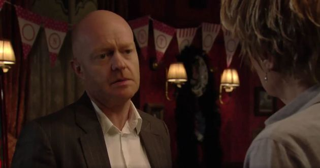Max Branning is plotting his revenge on the people of