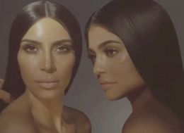 Kim Kardashian And Kylie Jenner's Debut KKW Collection Lip Kit Has Been Restocked