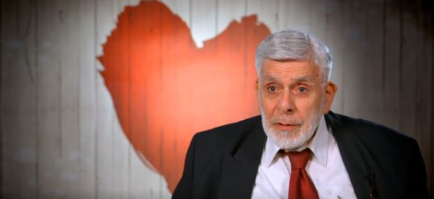 'First Dates' 90-Year-Old Widower, Raymond, Melts Hearts After Breaking Down About Late Wife 590067cb1400002000a9be1f