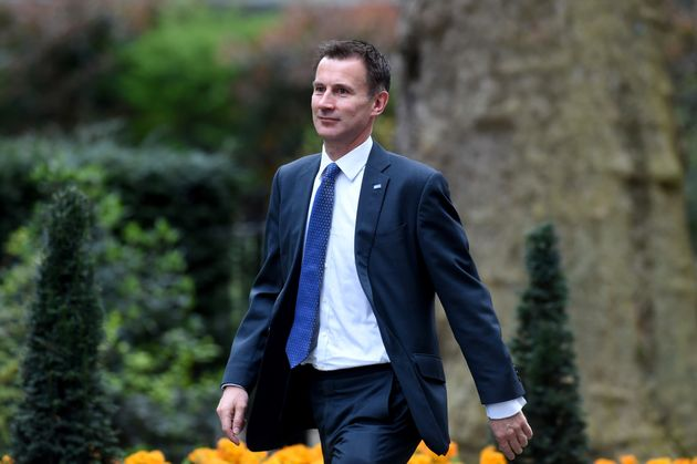 Hunt questioned Labour's spending