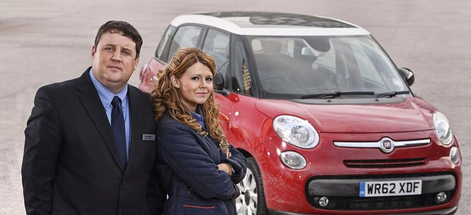 Peter Kay Reveals 'Car Share' Was Never Meant To Be A Romance,