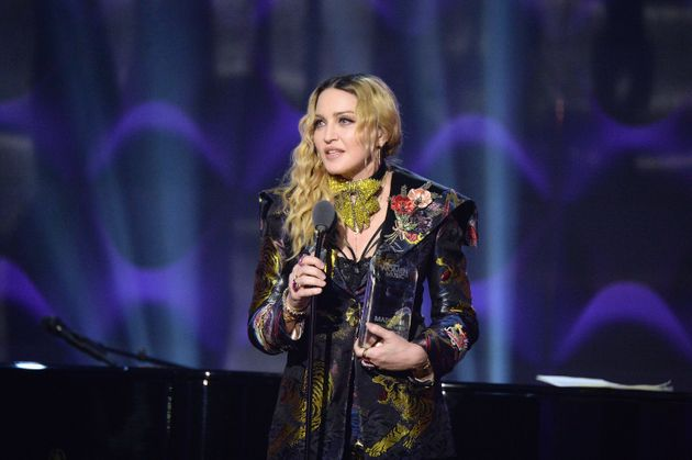 Madonna in