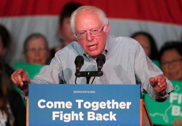 Sen. Bernie Sanders (I-Vt.) first introduced a $15 minimum wage bill in 2015. This time Sen. Patty Murray (D-Wash.) is an ori