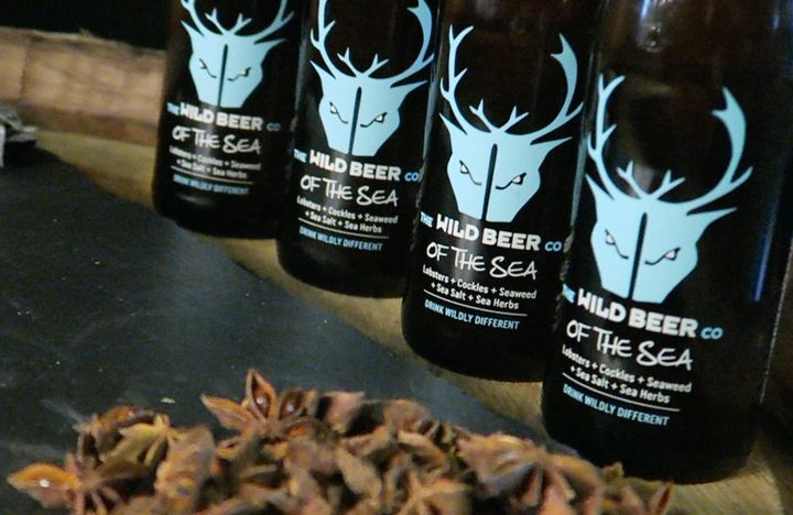 Of The Sea was inspired by The Wild Beer Co's cofounders' mutual love for lobster bisque.