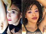 9 Women Who Give Zero F***s What You Think About Their Armpit Hair