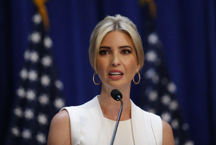 Ivanka Trump Brand Secretly Relabeled by Distributor