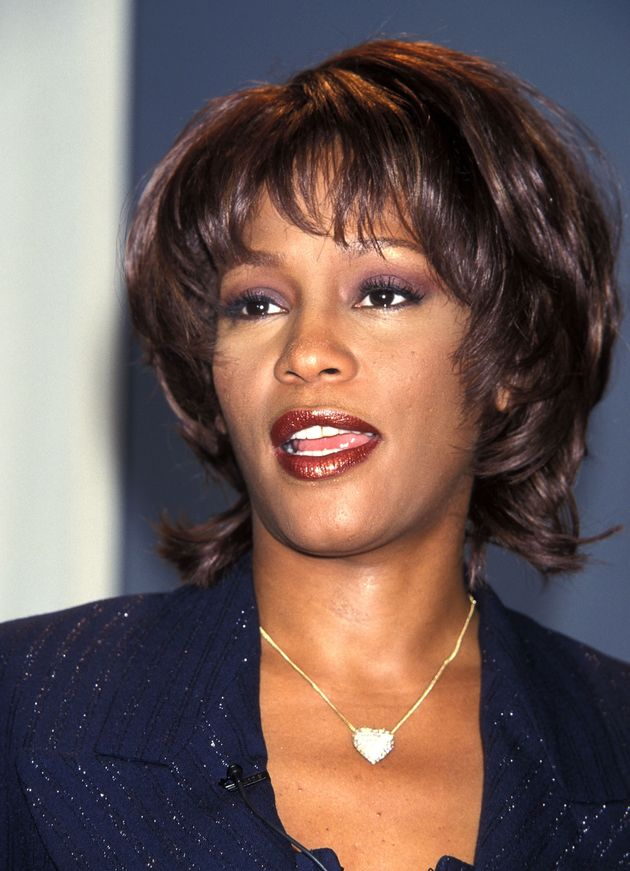 One of the world's greatest vocal talents, Whitney experienced huge pressure with her