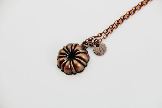 """$13,Le Bua Jewelry. <a href=""""https://www.etsy.com/listing/232366685/bundt-pan-necklace-cake-pan-necklace"""" target=""""_blan"""