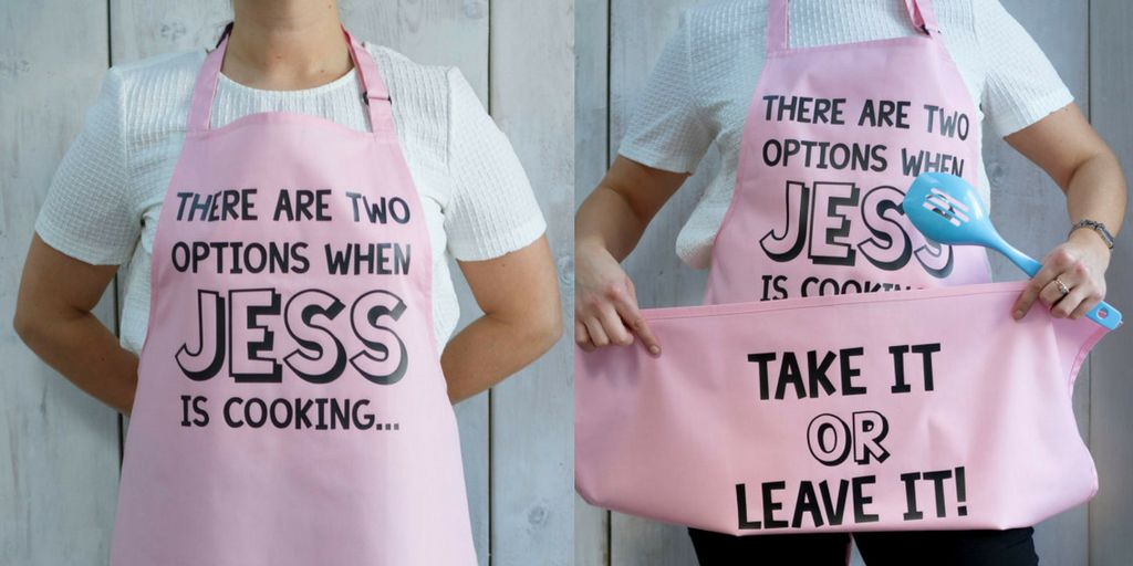 """$30.49,Squiffy Print. <a href=""""https://www.etsy.com/listing/268167891/funny-personalised-cooking-apron-gifts"""" target=""""_"""