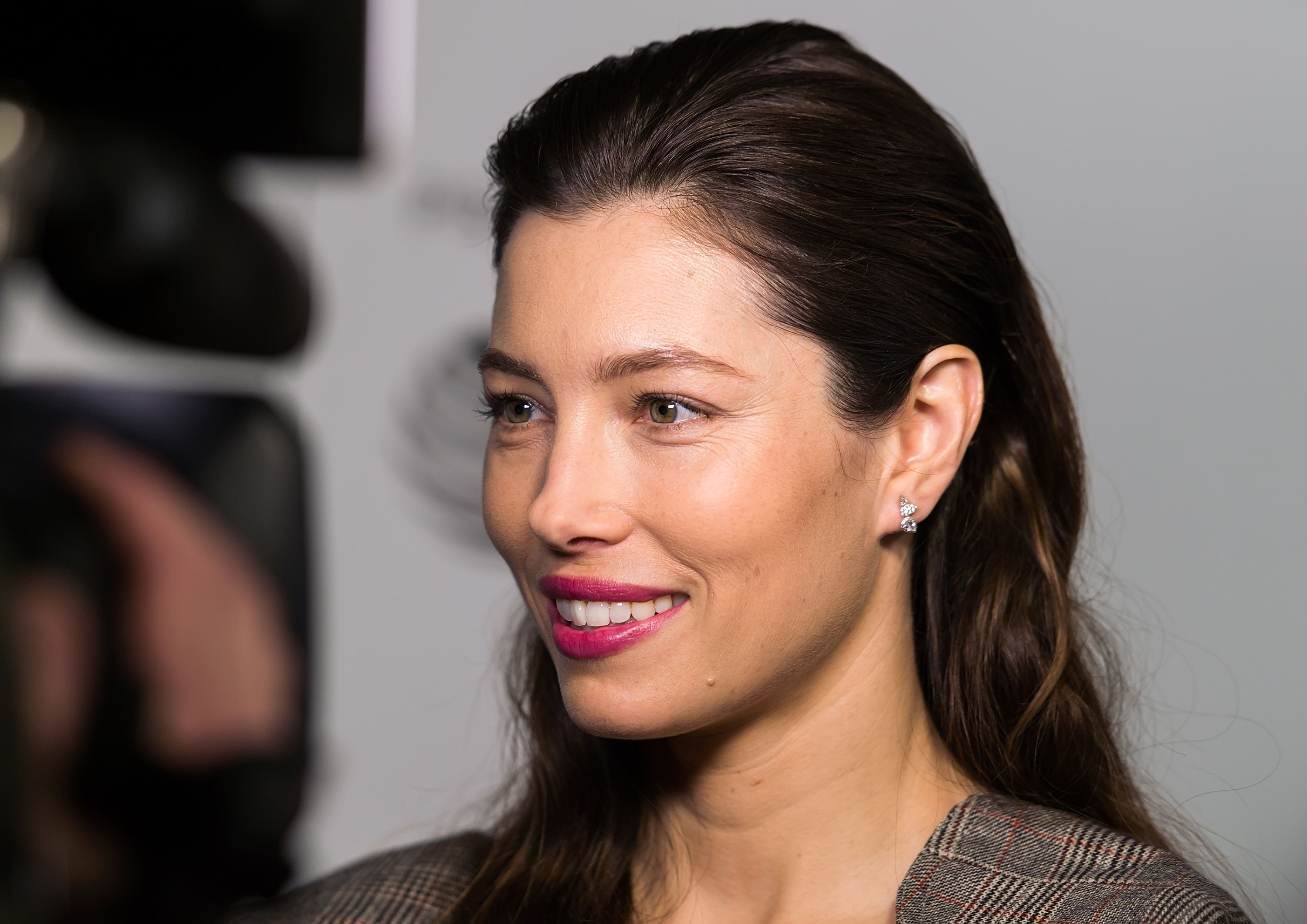 NEW YORK, NY - APRIL 25:  Actress Jessica Biel attends 'The Sinner' premiere during 2017 Tribeca Film Festival at SVA Theatre on April 25, 2017 in New York City.  (Photo by Gilbert Carrasquillo/FilmMagic)